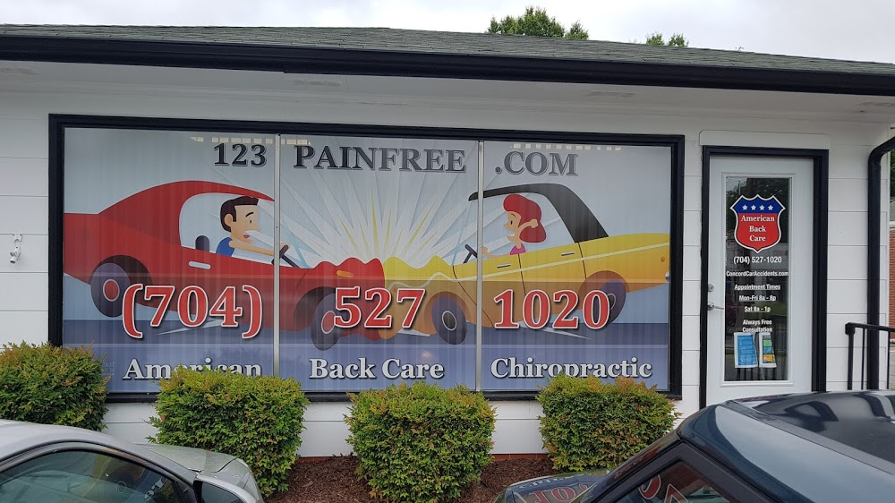 American Back Care Chiropractic Concord