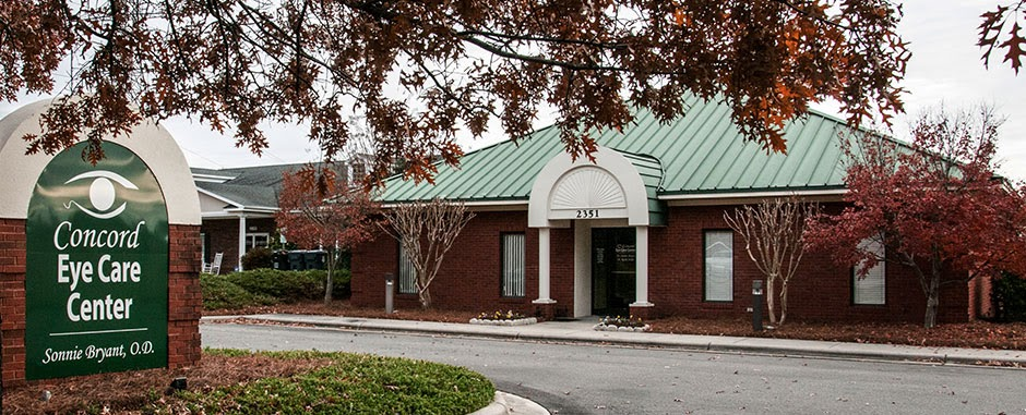 Concord Eye Care Center, OD, PA