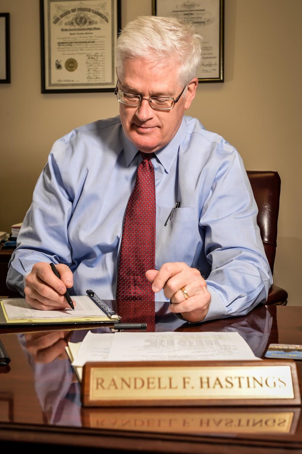 Randell F Hastings Law Office