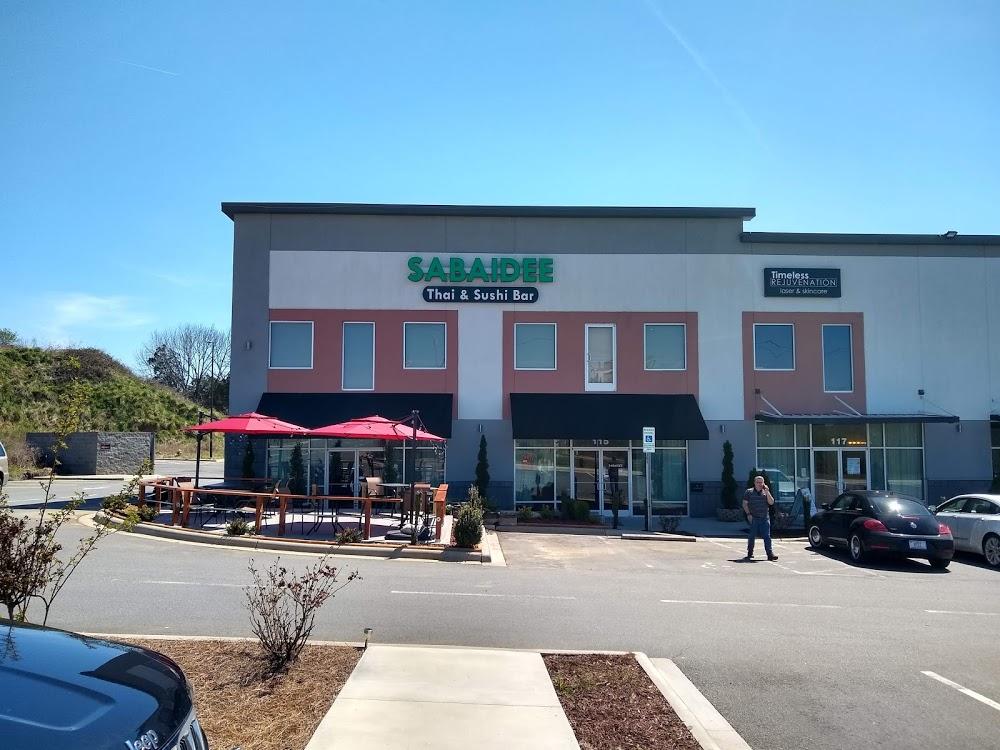 Sabaidee Thai & Sushi Bar Concord