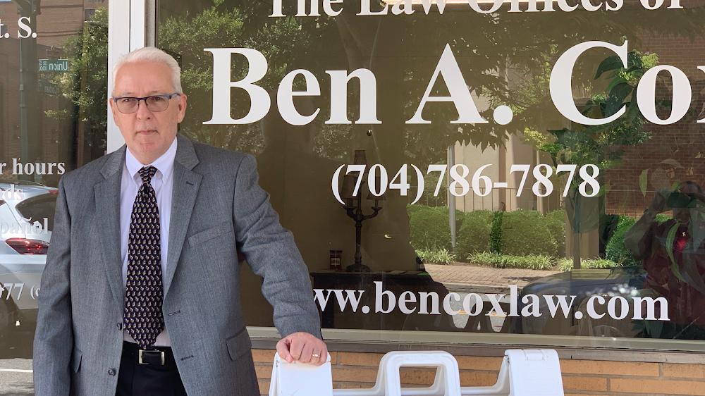 The Law Offices of Ben A. Cox, P.L.L.C.